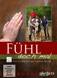 DVD - Fühl doch mal  - Physio-Riding mit Sabine Bruns