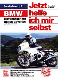 BMW-Motorräder mit Boxer-Motoren - alle Modelle 1969-1989 // Reprint der 2. Auflage 1994
