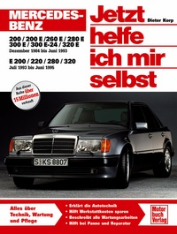 Mercedes-Benz 200-320 E-Klasse (W 124) - Dezember 1984 bis Juli 1995
