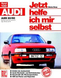 Audi 80/90 (Sept. 86 bis Juli 91) - Benziner ohne 16 V und 20 V