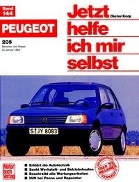 Peugeot 205 (B+D, ab 83)