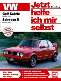 VW Golf Cabrio I / Scirocco II