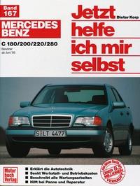 Mercedes-Benz C-Klasse (W 202) - Reprint der 4. Auflage 2010