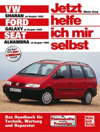 VW Sharan / Ford Galaxy / Seat Alhambra