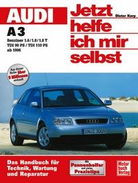 Audi A3 - Benziner und Diesel  ab Juni 1996