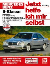 Mercedes-Benz E-Klasse Diesel (W 210) (ab 1995) - E 200 CD1(102/115 PS),E 220 D(95 PS),E 220 CDI(125/143 PS),E 270 CDI(170 PS),E 290 Turbo D(129 PS),E 300 D(136 PS),E 320