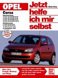 Opel Corsa  C  Benzin-und Dieselmotoren ab Modelljahr 2000