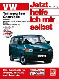 VW Transporter T4 / Caravelle - Benzin/Diesel  ab Baujahr 1996