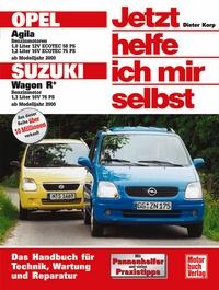 Opel Agila / Suzuki Wagon R+