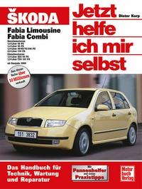 Skoda Fabia - Reprint der 1. Auflage 2003