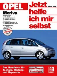 Opel Meriva - Benziner und Diesel ab Modelljahr 2003