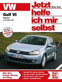 VW Golf VI Benziner - ab Oktober 2008 / Vierzyl. 1,4 MPI bis 1,4 TSI (80 - 160 PS)
