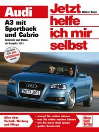 Audi A3 mit Sportback und Cabrio / Benziner und Diesel