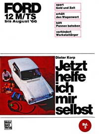 Ford 12 M/TS  bis August '66