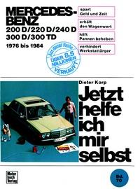 Mercedes-Benz Diesel (76-84) - 200 D / 220 D / 240 D / 300 D / 300 TB