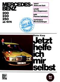 Mercedes-Benz 200-250 (76-80) - 200 / 230 / 250