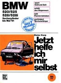 BMW 520/525/528/528i 6-Zyl. bis Mai '81