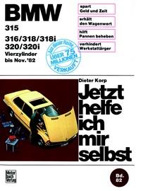 BMW 315/316/318/318i/320/320i (bis 11/82) - Vierzylinder