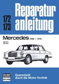Mercedes 200/220 D/8   1968-1975