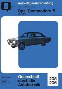 Opel Commodore B   - GS   GS/E