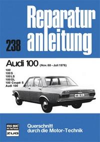 Audi 100    11/68 bis 07/76