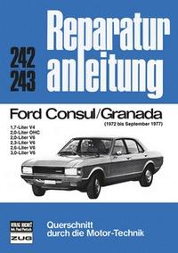 Ford Consul/Granada 200/230.4  ab 08/73 - 76