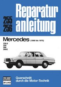 Mercedes 230 6, 250, 280, 280 E (68-75)
