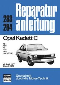 Opel Kadett C  04/1977 bis 07/1979