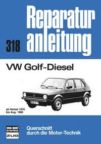 VW Golf Diesel 1,5 l     76-80