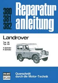 Landrover Typ 88 / Typ 109  4-u.6-Zyl. Benziner/ 6-Zyl. Diesel