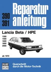 Lancia Beta  HPE   ab 1972