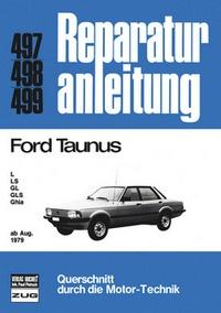 Ford Taunus L / LS / GL / GLS / Ghia - L, LS, GL, GLS, Ghia