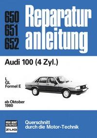Audi 100  4 Zyl.  ab Okt. 1980