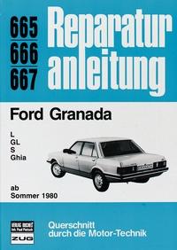 Ford Granada L / GL / S / Ghia