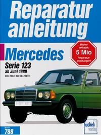 Mercedes 200 / 230 E / CE / TE, Serie W 123 ab 6/1988