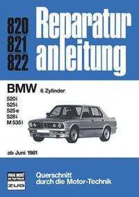 BMW 6Zylinger  ab 6/1981