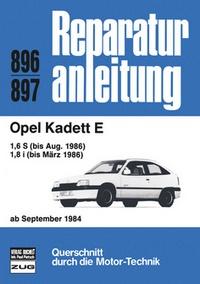 Opel Kadett E  09/84-86
