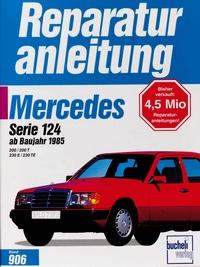 Mercedes 200 / 200 T / 230 E / 230 TE, Serie 124  ab 1985