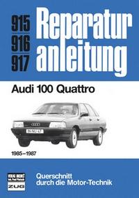 Audi 100  Quattro   1985-1987