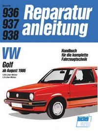 VW Golf     ab 8/86