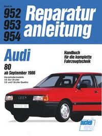 Audi 80   ab 09/86