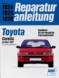 Toyota Corolla  ab Mai 1987 - 1.3- und 1.6-Liter-Motoren