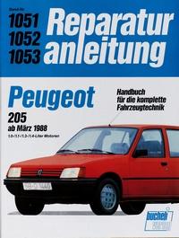 Peugeot 205  ab 9/1982