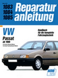 VW Passat ab 1988 - 1.9-Liter-Diesel-Motor / 1.6-Liter-Turbodiesel-Motor // Reprint der 9. Auflage 1991