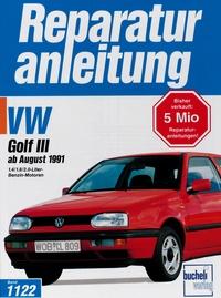 VW Golf III, Benziner   ab 1991