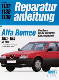 Alfa Romeo 164 ab 1987 - 2.0-Liter-Motor Twin Spark, 3.0 Liter-Motor V6/QV