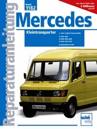 Mercedes-Benz Kleintransporter ab Baubeginn bis 1994 - 4- u. 5-Zyl.Dieselmodelle /  207D, 307D, 208D, 308D, 408D, 210D, 410D