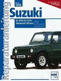 Suzuki SJ 410 / SJ 413 / Samurai / Vitara - 1.0-Liter, 1.3-Liter, 1.6-Liter 8 V und 16 V / Baujahre 1984 bis 1995