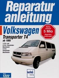 VW Transporter T4 / Caravelle (ab 1995) - 1,8 Ltr. & 2,0 Liter Vierzylinder-Benzinmotor und 2,5 Ltr. Fünfzylinder-Benzinmotor
