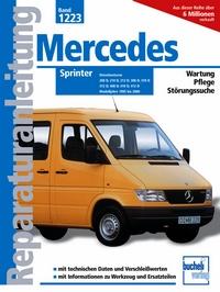 Mercedes Sprinter  Dieselmotoren / Modelljahre 1995 bis 2000 - 208D/210D/212D/308D/310D/312D/408D/410D/412D